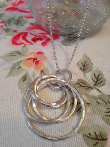 6 Ring Pendant